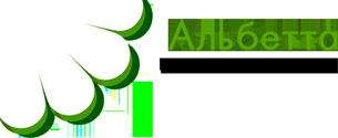 Логотип Альбетта